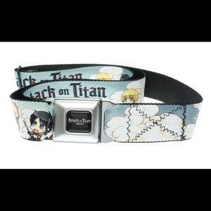 Attack On Titan Seatbelt belt